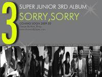 SUJU THE 3RD ALBUM-SORRY,SORRY#4