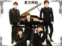 TVXQ in PATI PATI Magazine [Piano]