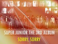 Super Junior  The 3rd Album : Red