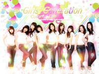 Girls' Generation :: Colorful Life