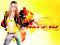 :: Stuck on Sour : Britney Spears ::