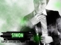 Super Junior  The 3rd Album : Siwon