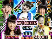 Wow!!!~Wonder Girl