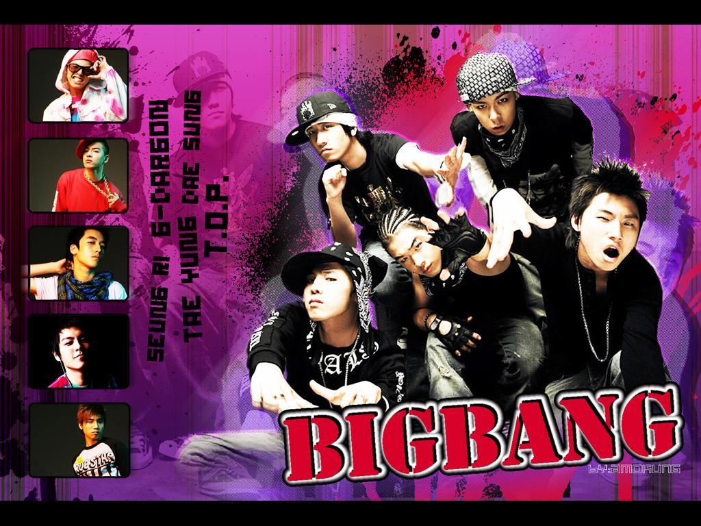 تقرير عن فرقة BIG BANG 029780