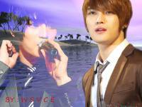 JaeJoong In The Sea