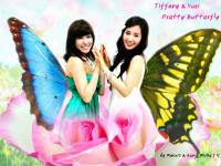 Tiffany & Yuri Pretty Butterfly