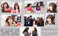 SNSD - Happiness, Friendship