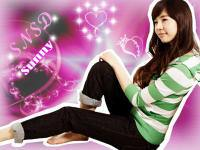 Sunny SNSD_Pink