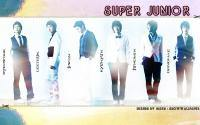 Sweet summer with Super Junior