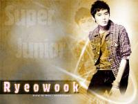 Super Junior : Ryeowook