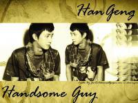 Hangeng Handsome Guy