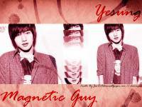 Yesung Magnetic Guy