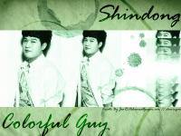 Shindong Colorful Guy