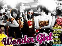 Wonder Girls Sohot~Black&White