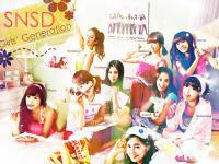 Girls'Generation CF