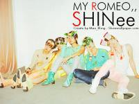SHINee new mini album - Romeo Comeback !!!