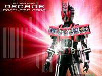 Masked Rider Decade Complete Form