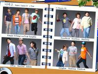 Super Junior [It's You] Ver. Notebook
