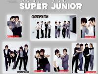 Cosmopolitan :: Super Junior