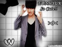 EUNHYUK IS SOCUTE