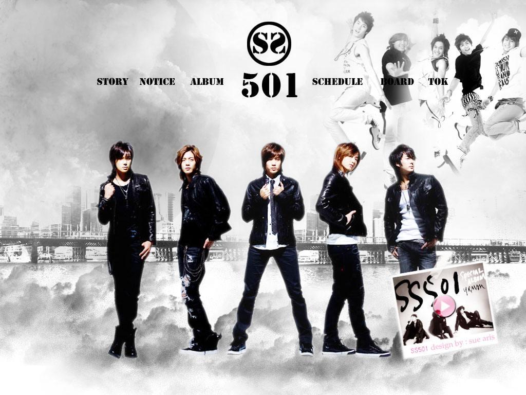 SS501 ^_^ Wallpaper