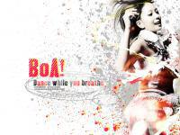 BoA!  Dance While You Breathe