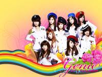Girl's Generation come back : GENIE