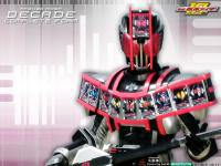 Masked rider Decade - complete form