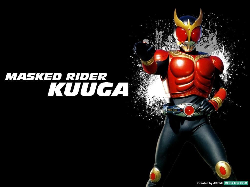 Kamen Rider Kuuga Episodes (English Subtitle)