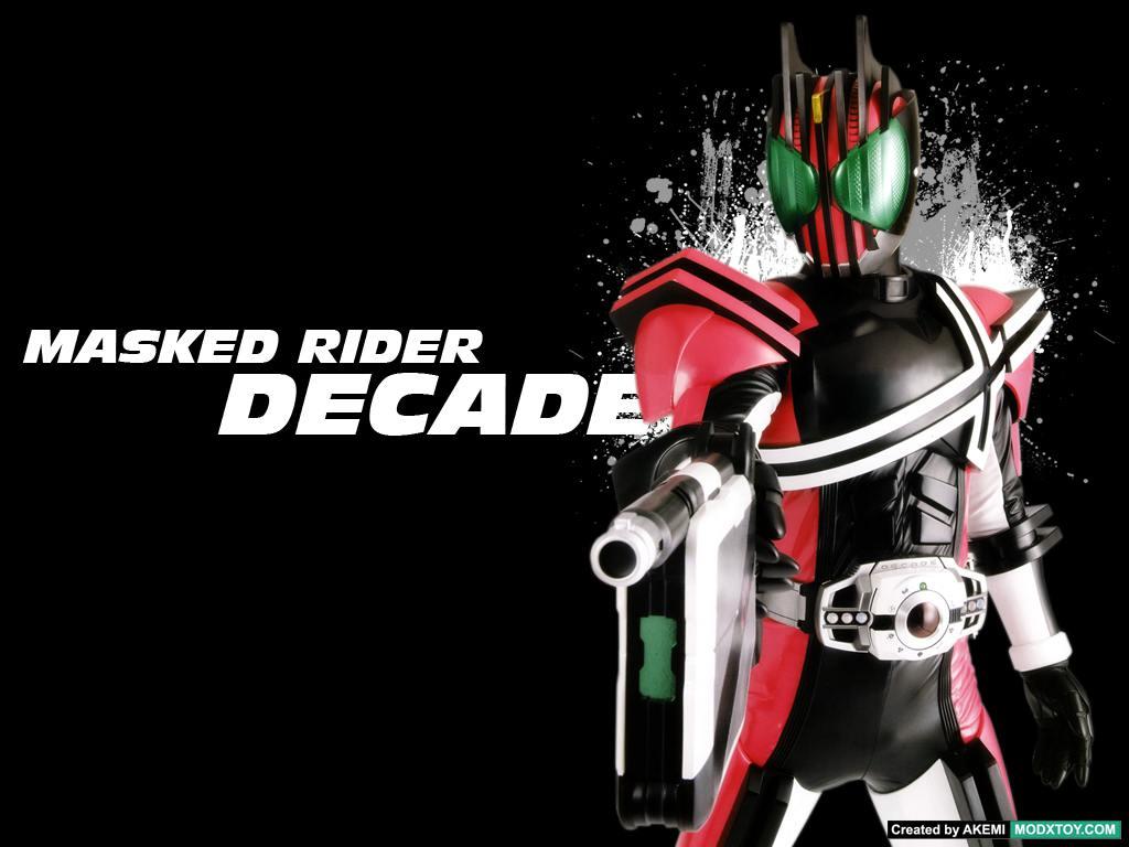 Kamen Rider Decade Episodes (English Subtitle)