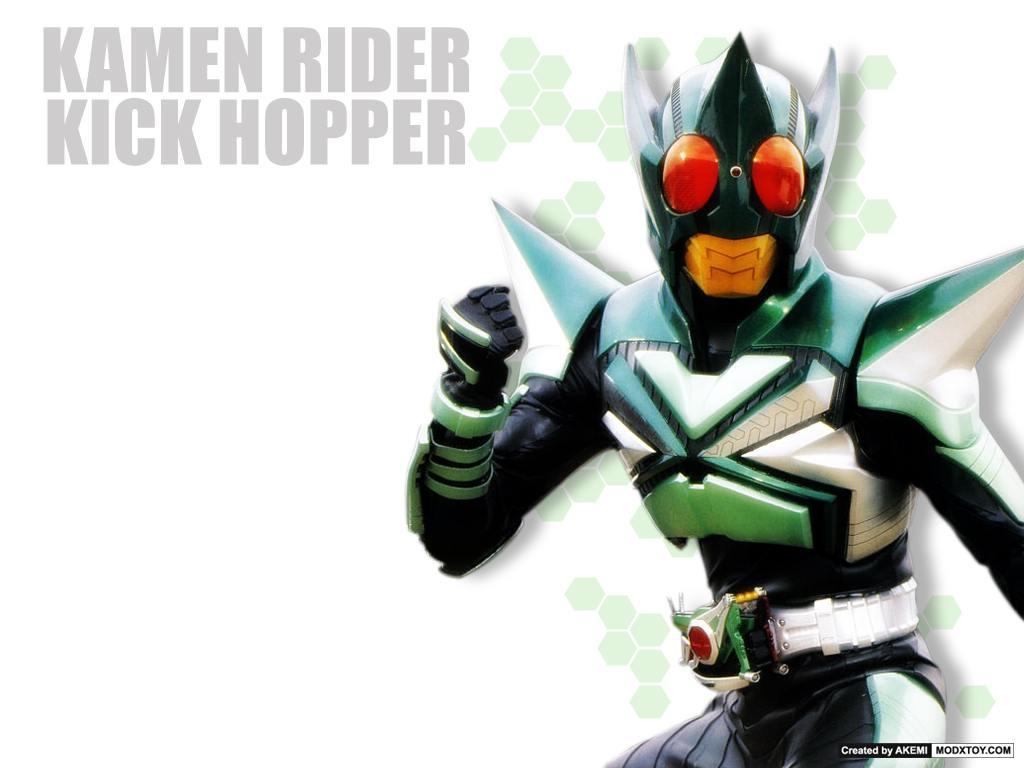 Masked Rider Punch Hopper Wallpaper By Akemi