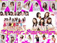 SNSD+WONDER GIRLS:::WONDER GENERAION ver.2