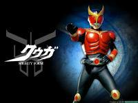 Masked Rider Kuuga - Mighty form
