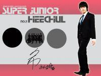 No.2 Super Junior Heechul
