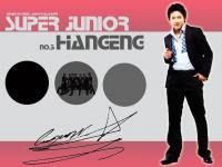 No.3 Super Junior Hangeng