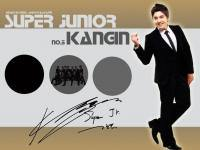 No.5 Super Junior Kangin