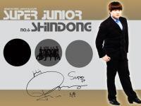 No.6 Super Junior Shindong