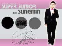 No.7 Super Junior Sungmin