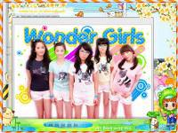 Wonder Girls::Wall Set