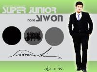 No.10 Super Junior Siwon