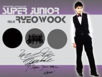 No.11 Super Junior Ryeowook