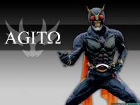 Masked Rider Another Agito