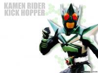 Masked Rider Punch Hopper