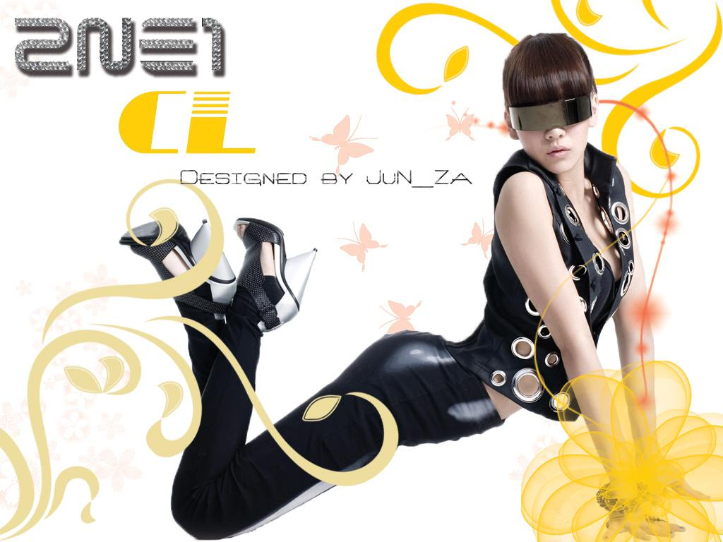 CL 2NE1 Wallpaper Collections