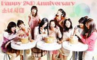SNSD Happy 2ND Anniversary