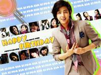 Happy Birthday Kibum(My Love)