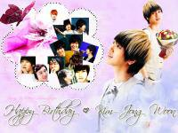 Happy Birthday Yesung (My Love)