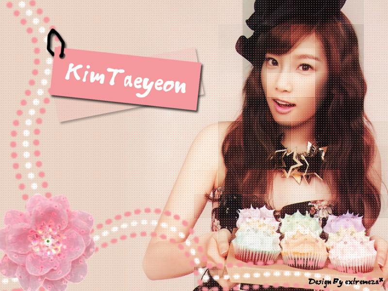 girls generation taeyeon. Girl's Generation Wallpaper (Hahaha) - Taeyeon Girl's Generation - Taeyeon