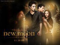 the twilight saga ☾ NEW MOON