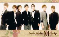 SUPER JUNIOR - M    come back!!!~